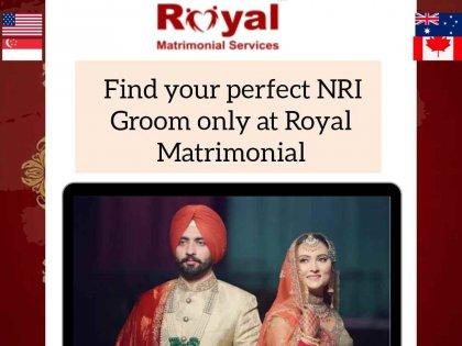 nri-matrimony-groom